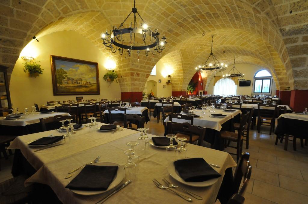 Sala interna - Ristorante nel Salento - Masseria La Duchessa Veglie (LE) -