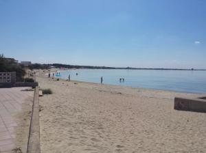 Spiaggia - Torre Lapillo