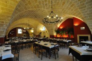 Sala interna - Ristorante nel Salento - Masseria La Duchessa Veglie (LE)