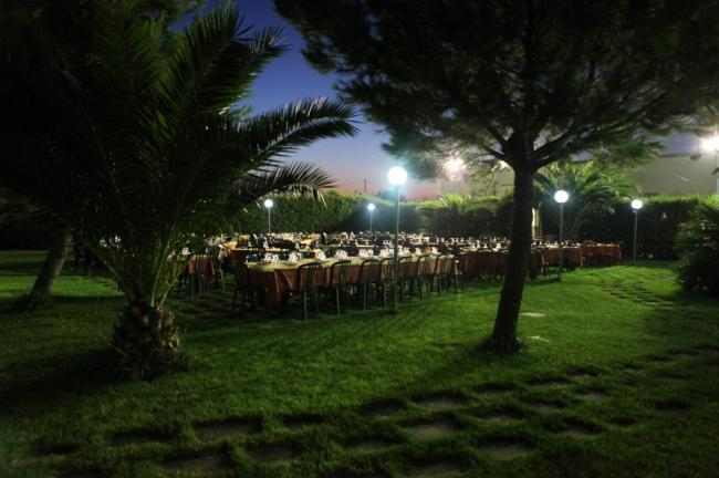 Location giardino per cerimonie - Ristorante nel Salento - Masseria La Duchessa Veglie (LE)
