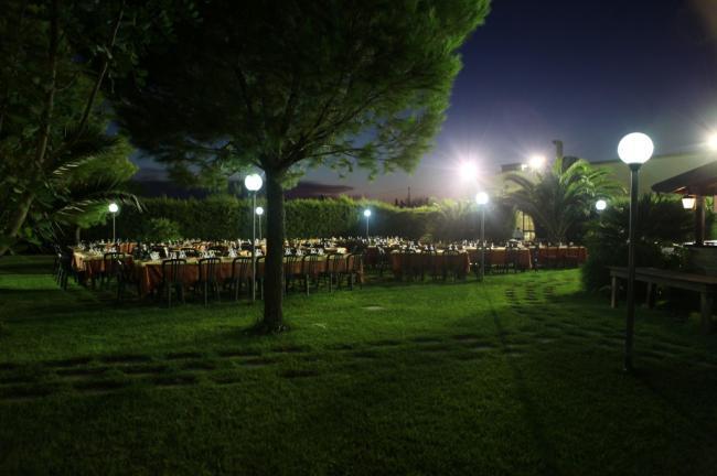 Location giardino per feste - Ristorante nel Salento - Masseria La Duchessa Veglie (LE)