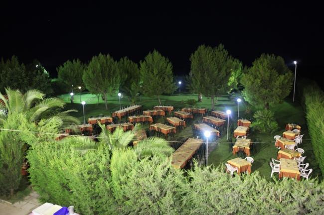 Location giardino pizzeria - Ristorante nel Salento - Masseria La Duchessa Veglie (LE)